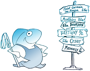Mascotte Aquarihome interventions